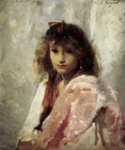 Art Prints of Carmela Bertagna by John Singer Sargent