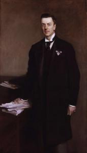 Art Prints of The Right Honourable Joseph Chamberlain by John Singer Sargent