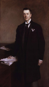 Art Prints of The Right Honourable Joseph Chamberlain by John Singer Sargent