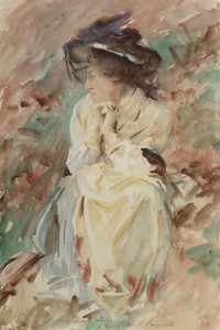 Art Prints of Eliza by John Singer Sargent
