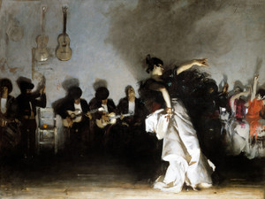 Art Prints of El Jaleo by John Singer Sargent