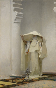 Art Prints of Fumee d' ambre Gris or Smoke of Ambergris by John Singer Sargent