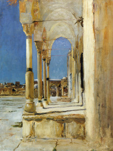 Art Prints of Jerusalem 3 by John Singer Sargent