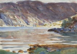 Art Prints of Loch Moidart by John Singer Sargent
