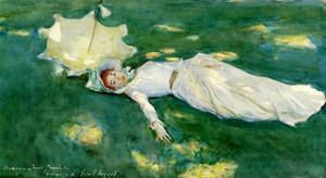 Art Prints of Madame Roger Jourdain by John Singer Sargent