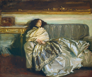 Art Prints of Nonchaloir or Nonchalance by John Singer Sargent