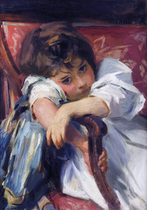Art Prints of Portrait of a Child by John Singer Sargent