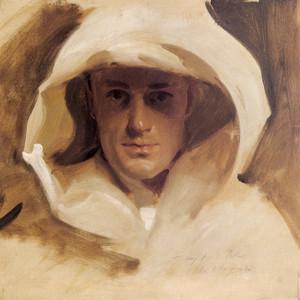 Art Prints of Portrait of Major George Conrad Roller by John Singer Sargent