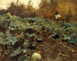 Art Prints of Pumpkins by John Singer Sargent