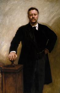 Art Prints of Theodore Roosevelt by John Singer Sargent