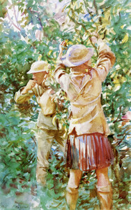 Art Prints of Thou Shalt not Steal by John Singer Sargent