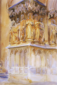 Art Prints of Tomb Toledo by John Singer Sargent