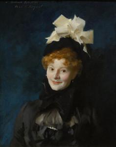 Art Prints of Madame Escudier by John Singer Sargent