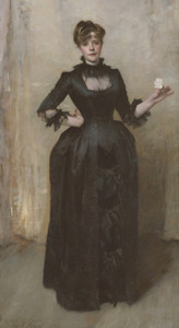Art Prints of Charlotte Louise Burckhardt by John Singer Sargent