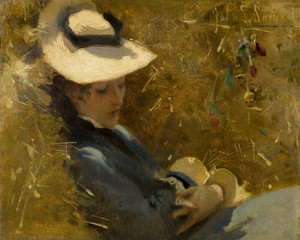 Art Prints of Resting by John Singer Sargent