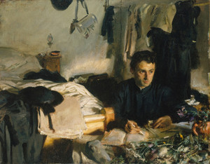 Art Prints of Padre Sebastaino by John Singer Sargent