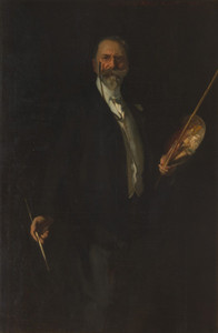 Art Prints of William Merritt Chase by John Singer Sargent