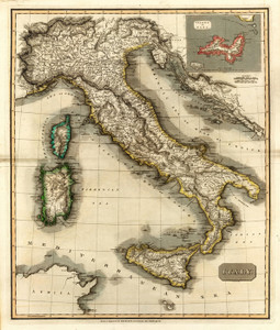 Art Prints of Italy, 1814 (1007027) by John Thomson