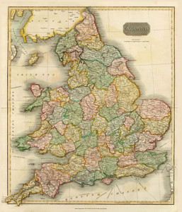 Art Prints of England, 1814 (1007013) by John Thomson