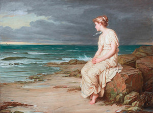Art Prints of Marinda by John William Waterhouse