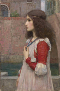 Art Prints of Juliet by John William Waterhouse