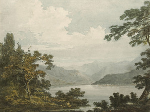 Art Prints of Lago Maggiore, Italy by Joseph Mallord William Turner
