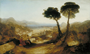 Art Prints of Bay of Baiae, Apollo and the Sibyl by Joseph Mallord William Turner