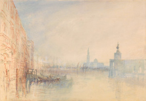 Art Prints of The Mouth of the Grand Canal, Venice by Joseph Mallord William Turner