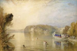 Art Prints of Virginia Water by William Turner