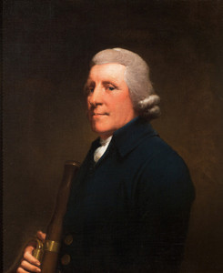 Art Prints of Portrait of Mr. Anthony Greatorex by Joseph Wright of Derby