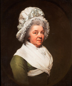 Art Prints of Portrait of Mrs. Anthony Greatorex by Joseph Wright of Derby
