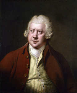 Art Prints of Sir Richard Arkwright by Joseph Wright of Derby