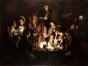 Art Prints of An Experiment on a Bird in an Air Pump by Joseph Wright of Derby