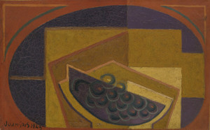 Art Prints of Black Grapes by Juan Gris