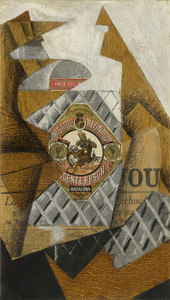 Art Prints of Bottle of Anis Del Mono by Juan Gris