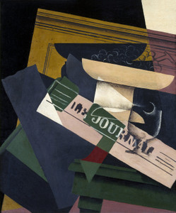 Art Prints of Grapes by Juan Gris