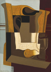 Art Prints of Le Broc by Juan Gris