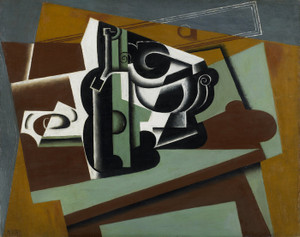 Art Prints of Still Life III by Juan Gris