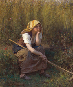Art Prints of Summer by Jules Breton