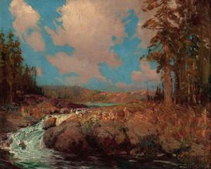 Art Prints of New York Landscape by Julian Onderdonk