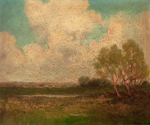 Art Prints of Sunlit Meadows by Julian Onderdonk