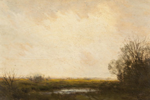 Art Prints of Marshlands by Julian Onderdonk