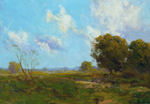 Art Prints of Late Afternoon by Julian Onderdonk