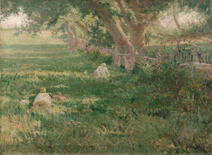 Art Prints of Springtime by Julian Onderdonk