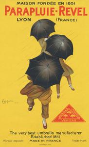 Art Prints of Parapluie Revel by Leonetto Cappiello