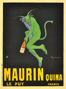 Art Prints of Maurin Quina by Leonetto Cappiello
