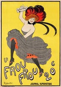 Art Prints of Le Frou Frou, 1899 by Leonetto Cappiello