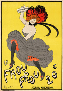 Art Prints of Le Frou Frou, 1899 by Leonetto Cappiello