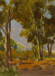 Art Prints of Eucalyptus Trees by Marion Kavanaugh Wachtel