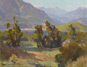 Art Prints of The Big Tujunga by Marion Kavanaugh Wachtel